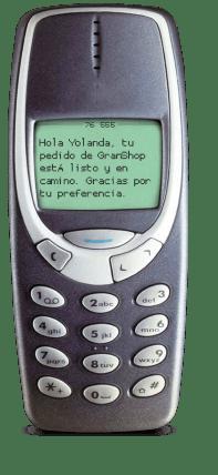 Grouin telefono