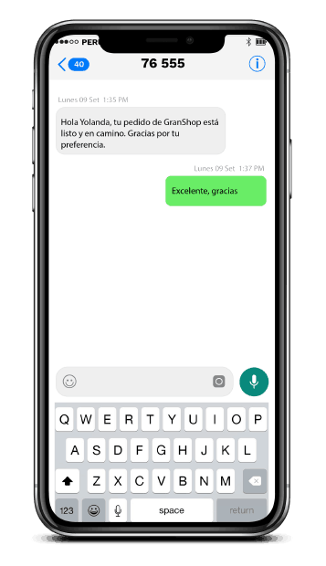 grouin smartphone